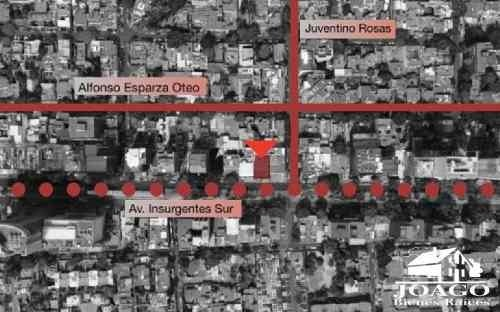 se renta local, av. insurgentes sur, guadalupe inn - jgo-2020-2093-lr02