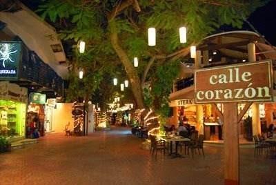se renta local comercal sobre 5ta avenida 30 m2 playa del carmen p3086
