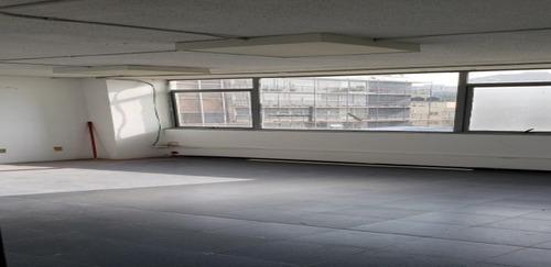 se renta oficina de 280 m2 en colonia anzures. p6