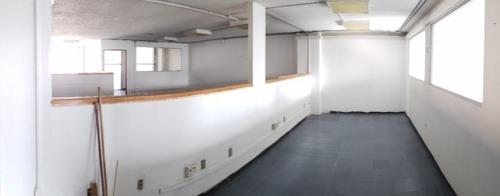 se renta oficina de 315 m2 en colonia anzures. p1