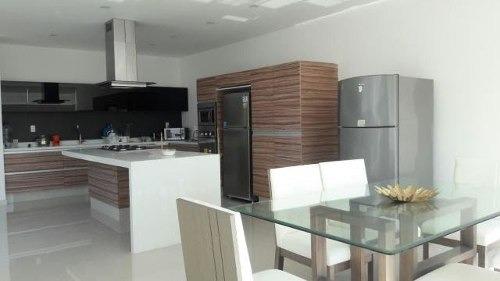 se renta preciosa residencia en real de juriquilla - 4 recámaras, luxury