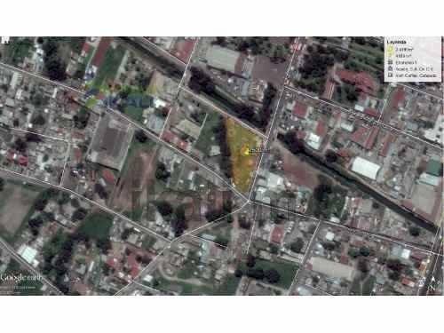 se renta terreno comercial tizayuca hidalgo 2,500 m² con 130 m. de frente a las calles principales, en el centro a una cuadra de la presidencia municipal, en la calle allende esq alvaro obregon, idea