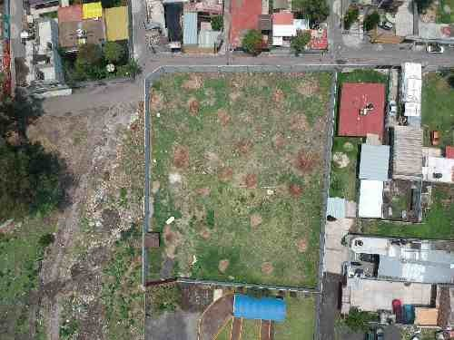 se renta terreno en delegación xochimilco