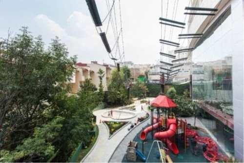 se rentan locales de 595.85 m2 en  parque interlomas, jesús del monte