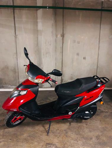 se rentan motos para trabajar en plataformas digitales