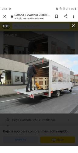 se requiere camion 5 tn