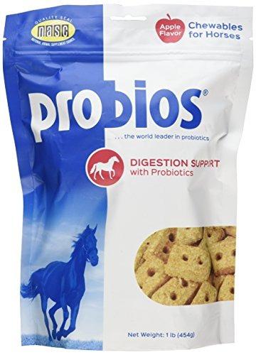 se usa para tratar probios caballos para la digestión textu
