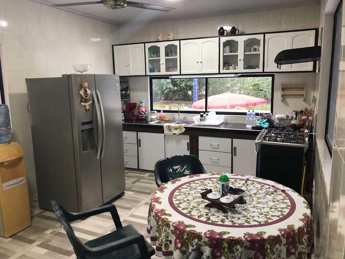 se vende a buen precio, esplendida casa campestre  remodelad