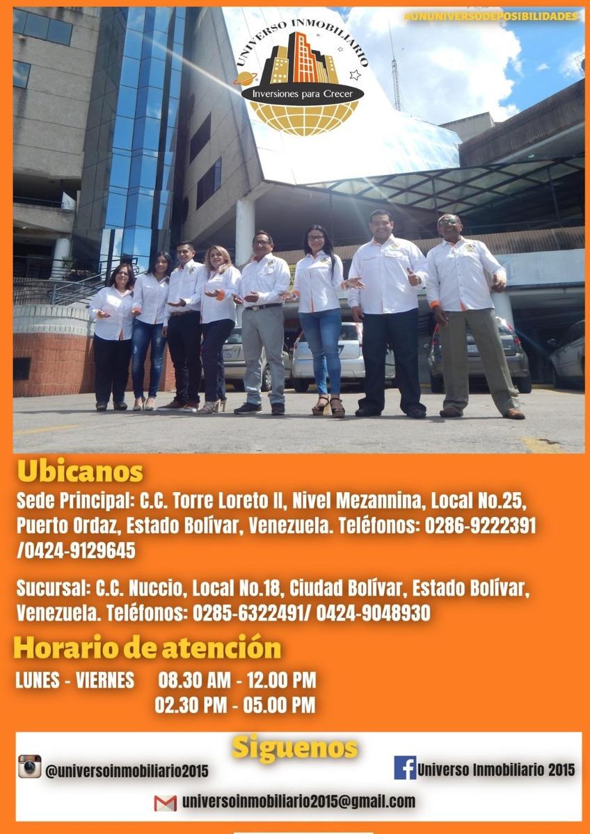 se vende acción en centro italo venezolano de guayana