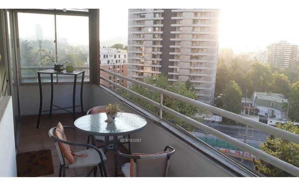 se vende acogedor depto. 4 d. 3 b. est. - bod. y terraza. vista despejada. cerro colorado