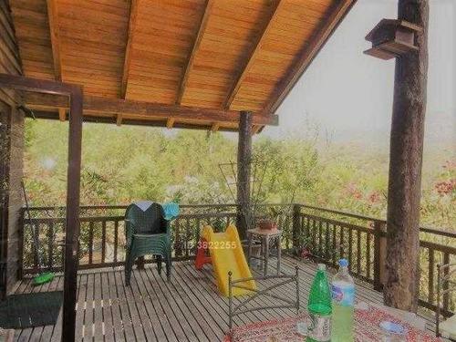 se vende acogedora parcela en reserva ecológica de la campana, hijuelas