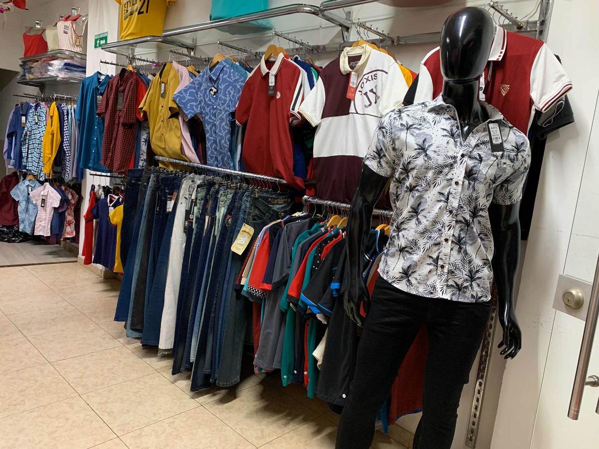 se vende almacén de ropa, excelente ubicacion