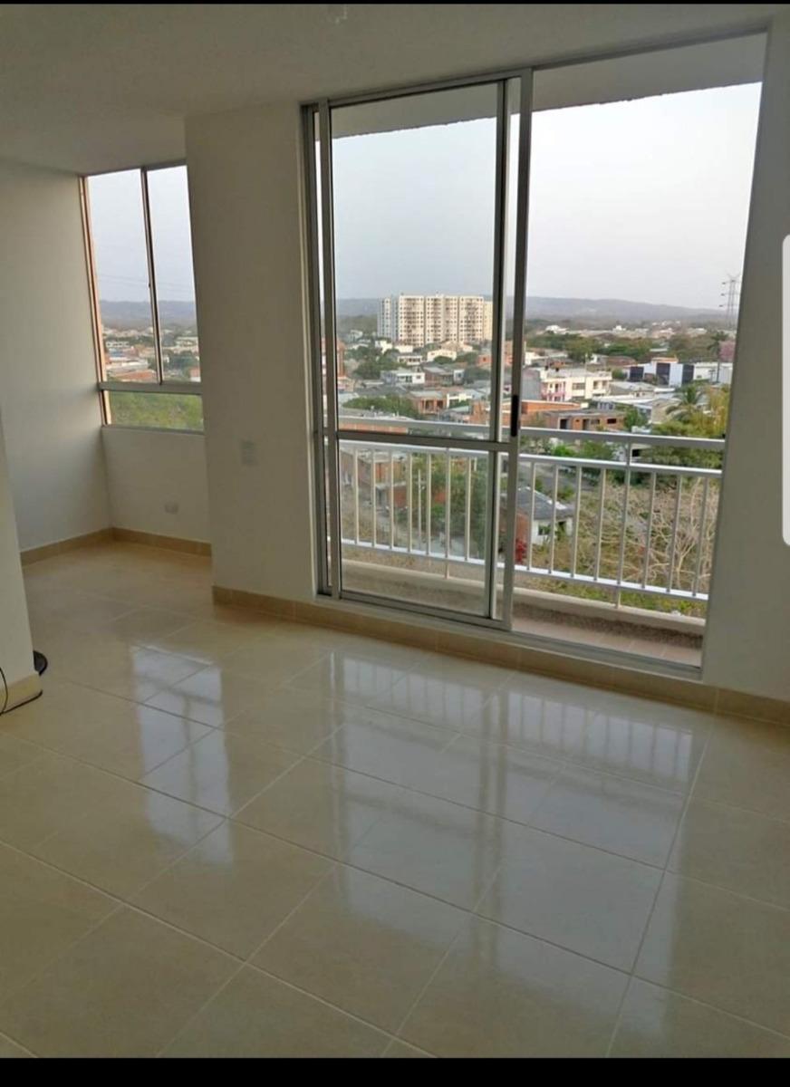 se vende apartamento 1 año de uso