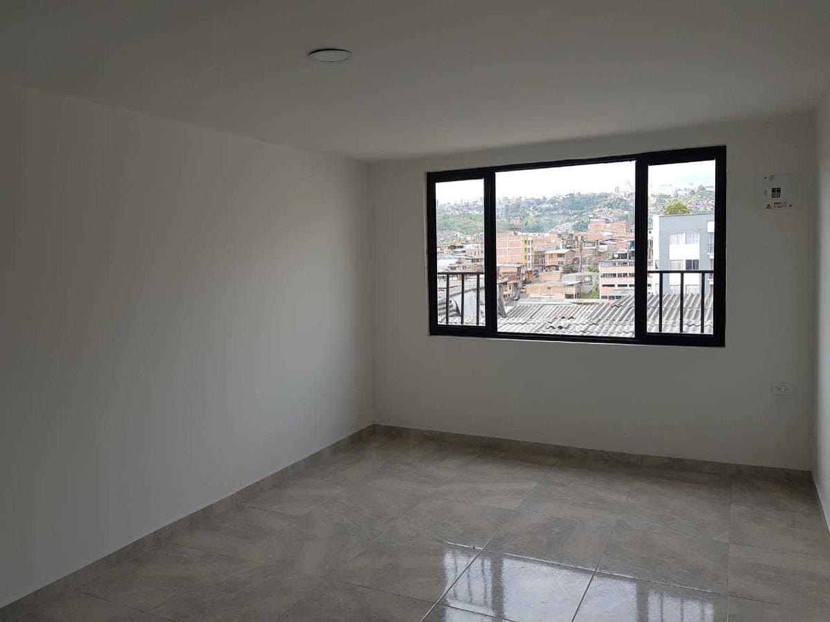 se vende apartamento de 61,76 m2 barrio el palmar, manizales