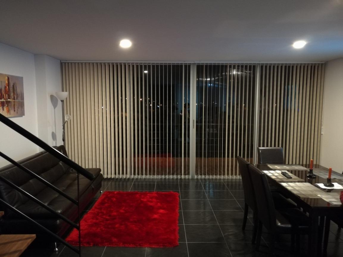 se vende apartamento duplex en paipa-boyaca