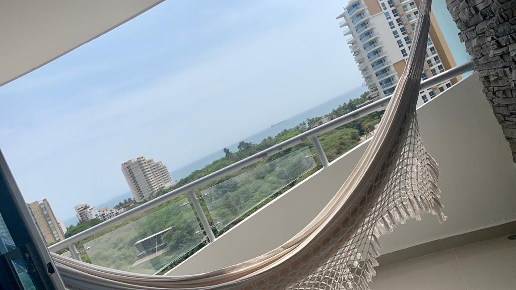se vende apartamento en bello horizonte-santa marta