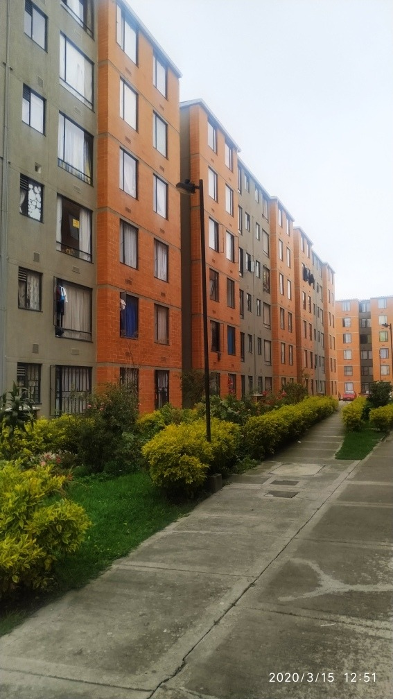 se vende apartamento en bosa parques de bogotá