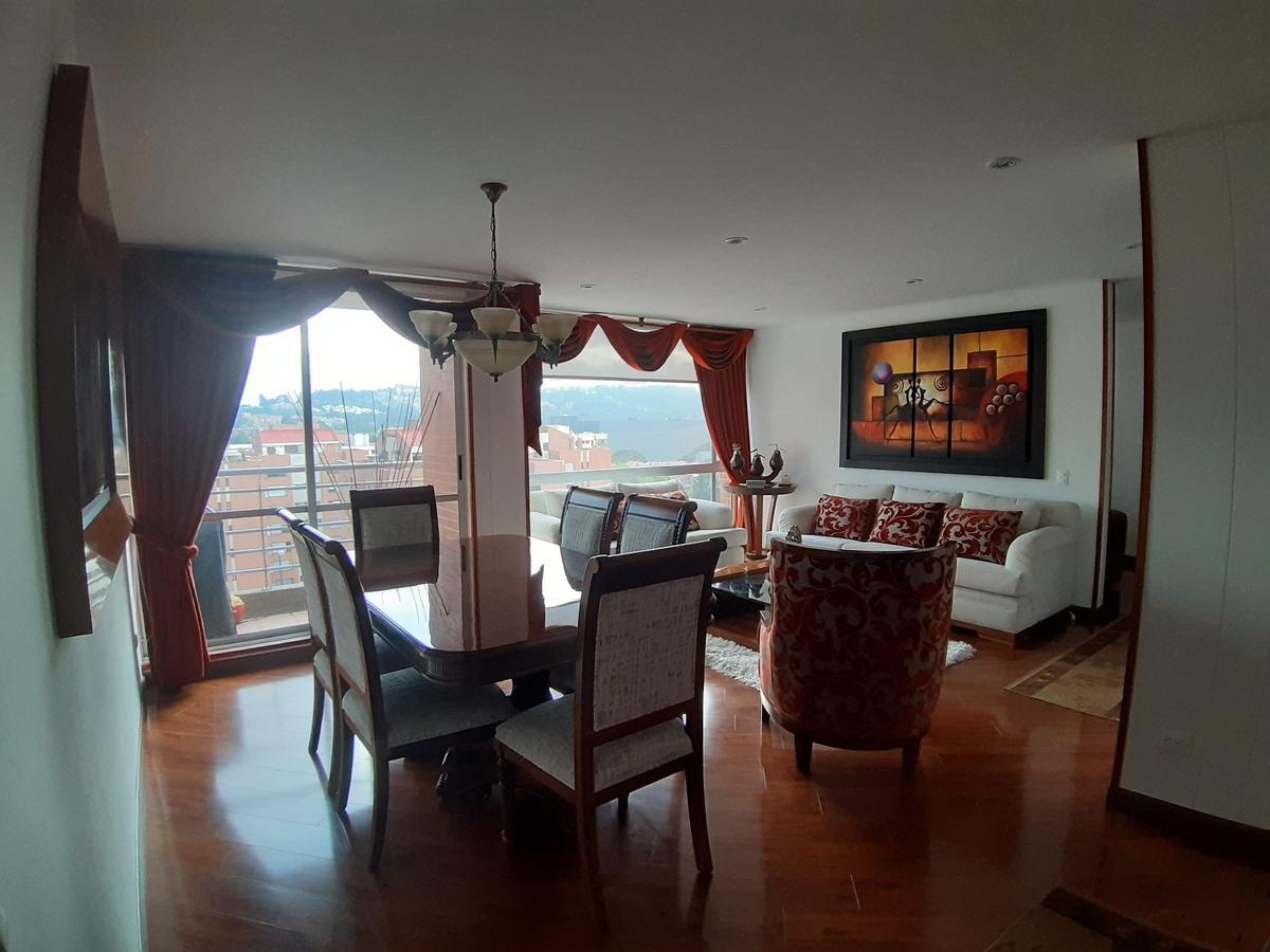 se vende apartamento en colina (suba)