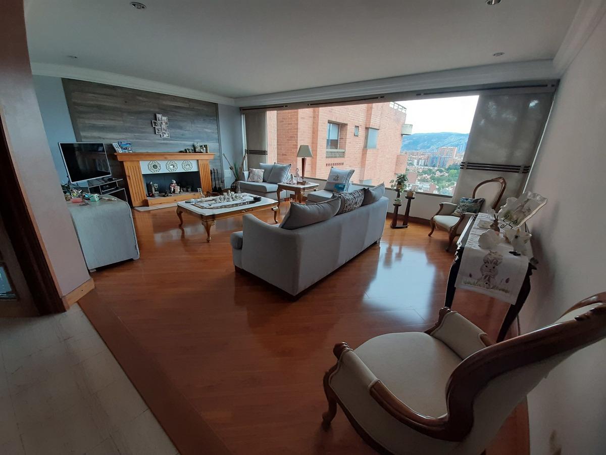 se vende apartamento en colinas de suba