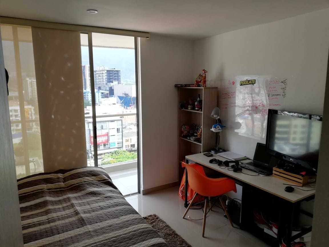 se vende apartamento en el edificio kiwana! décimo piso