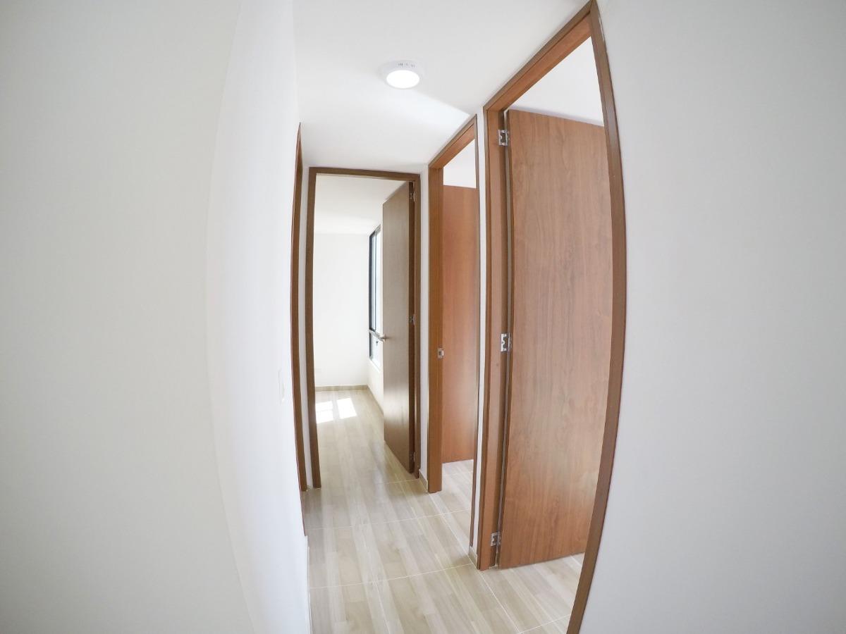 se vende apartamento remodelado en madrid cundinamarca 50m2