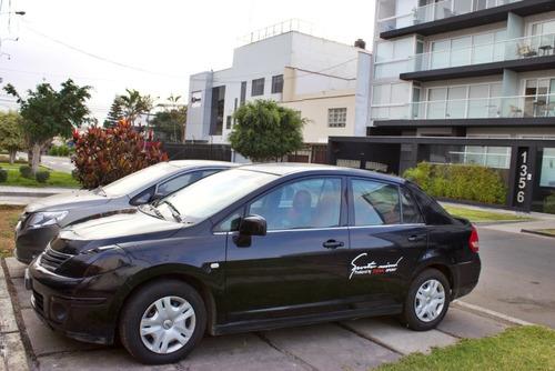 se vende auto nissan 2010 equipado