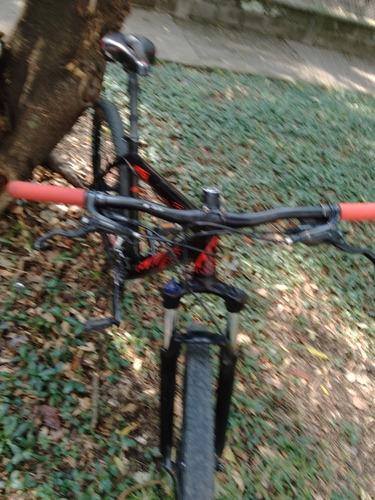 se vende bicicleta gw rin 27.5 frenos disco hidráulico de 8