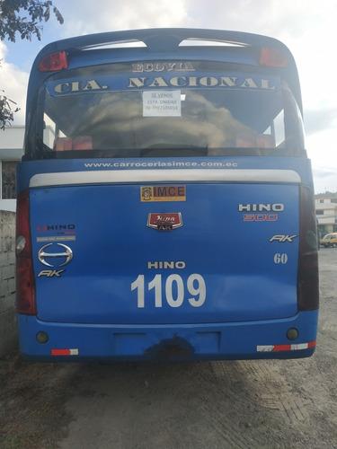 se vende bus urbano hino ak 2012