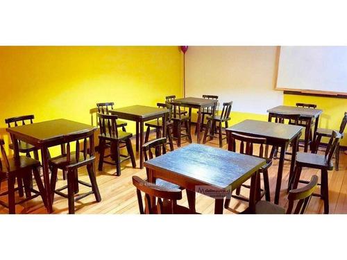 se vende café resto bar en 10 norte