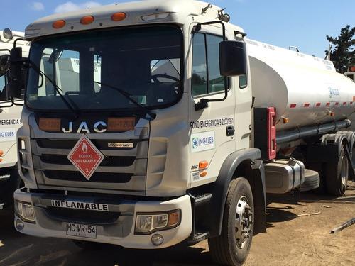 se vende camión  aljibes para combustible