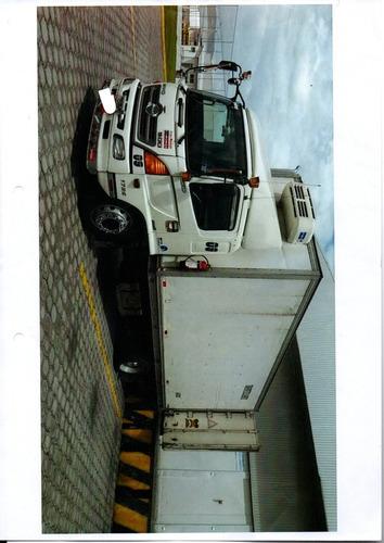 se vende camión hino gd 2015