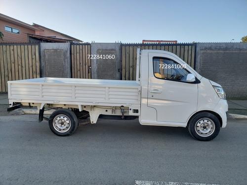 se vende camioneta changan md201 pick up