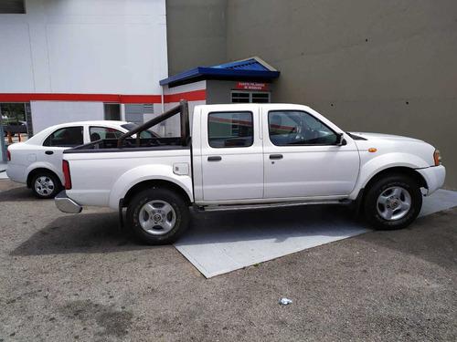 se vende camioneta nissan frontier d22 4x4 diesel