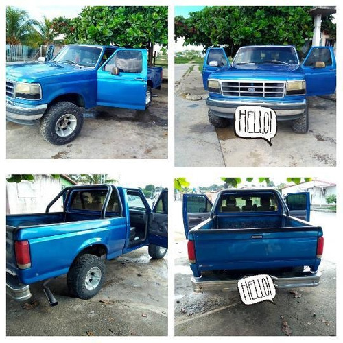 se vende camioneta pick-up  año 92  operativa
