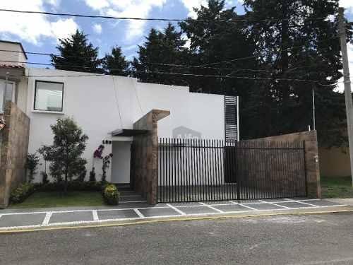 se vende casa amueblada y decorada en club de golf san carlos,  metepec/estado de méxico.