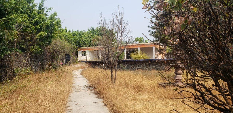 se vende casa como terreno