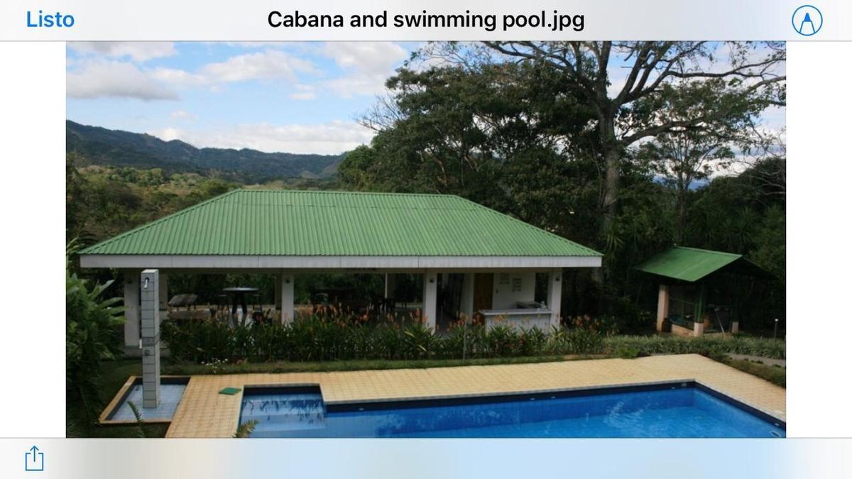 se vende casa con piscina y cancha tenis, atenas, alajuela
