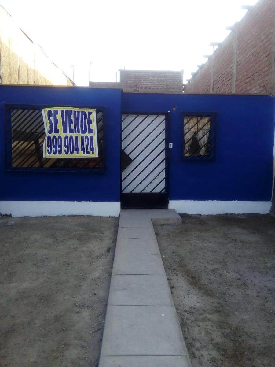 se vende casa de 120 mts2, en el distrito de pachacamac