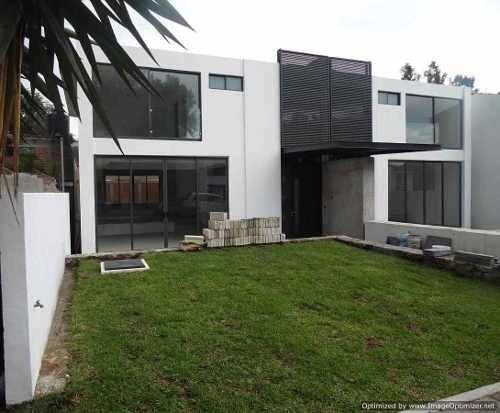 se vende casa dentro de kluster con vigilancia en ahuatepec, clave cs9