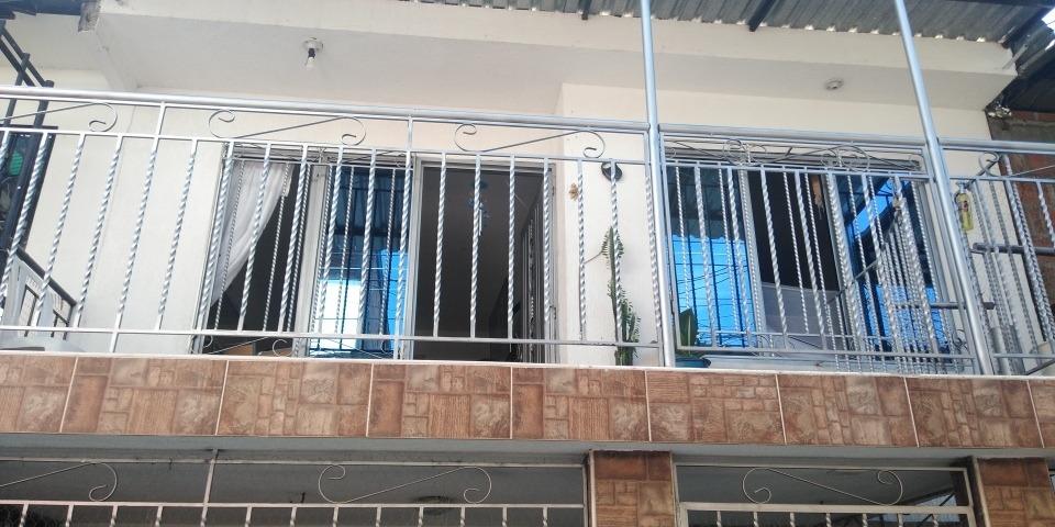 se vende casa dos pisos terminada