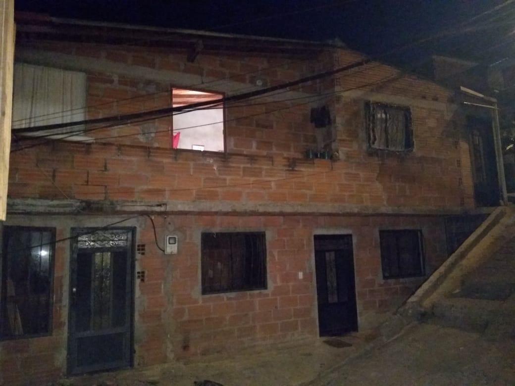 se vende casa en el barrio carpinelo en la parte alta de san