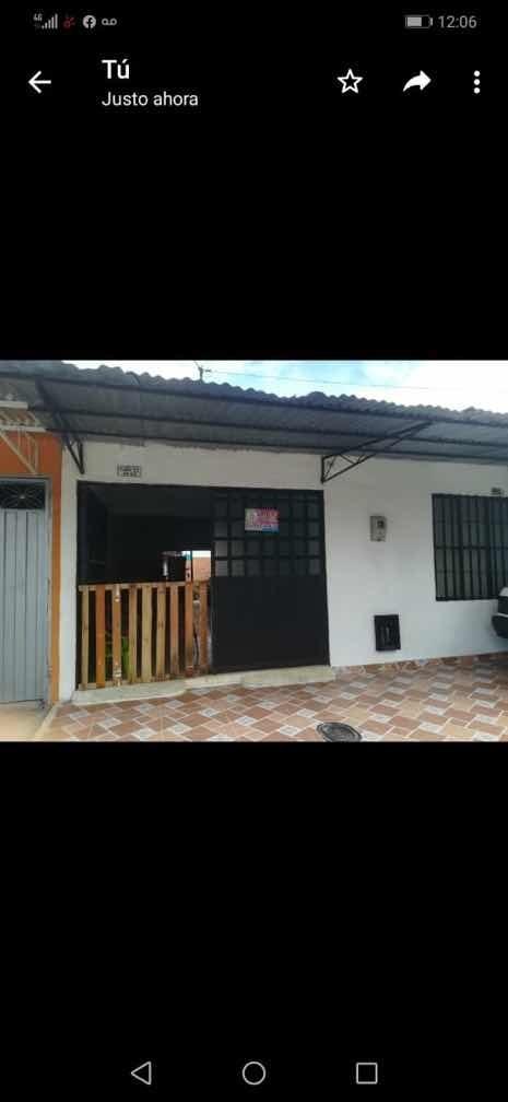 se vende casa en el barrio porfia - villavicencio