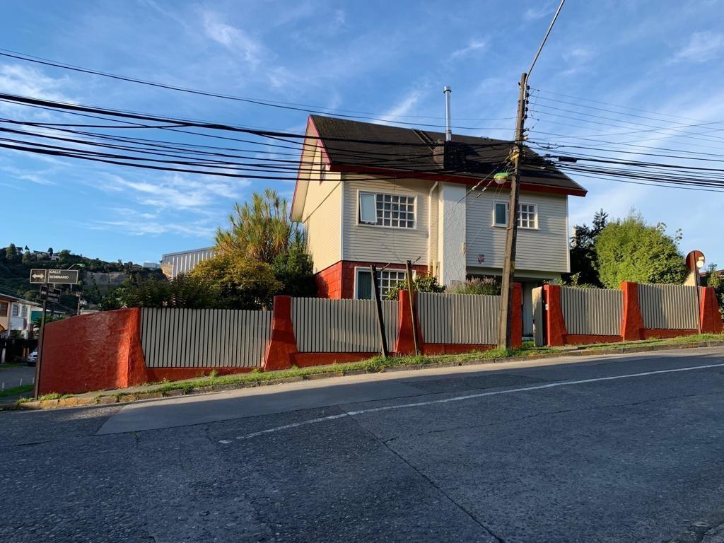 se vende casa en exclusivo sector de puerto montt