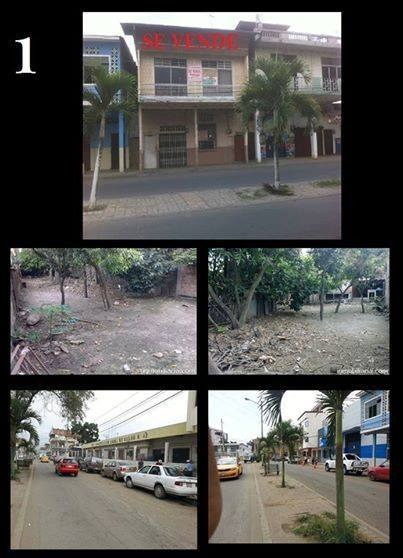 se vende casa frente al ministerio de salud portoviejo