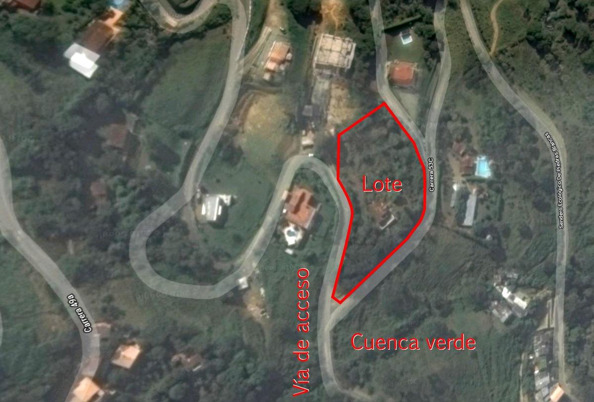 se vende casa-lote. sector cabuyal, vereda cuenca verde