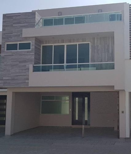 se vende casa nueva en residencial getsemani, san andres cholula