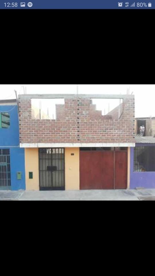 se vende casa urbanizada  ventanilla pachacutec el mirador