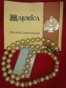 87110a603d72 Collar Perla Original Majorica en Mercado Libre Venezuela