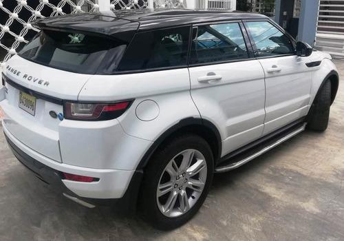 se vende como nueva range rover evoque año 2017, la full.