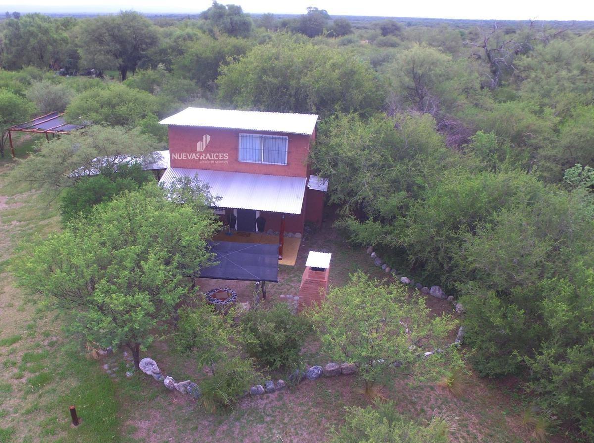 se vende!! complejo de 4 cabañas y gran casa de 220m2 - la travesia (traslasierra - cordoba)